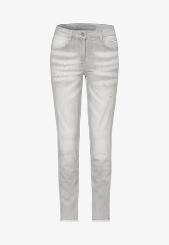 Jeans Skinny Fit - gray