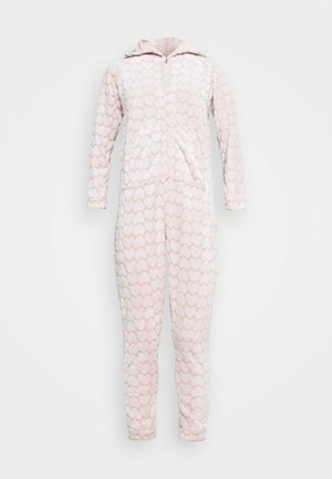 EVELINE COMBINAISON DOUDOU - Overall / Jumpsuit /Buksedragter - rose