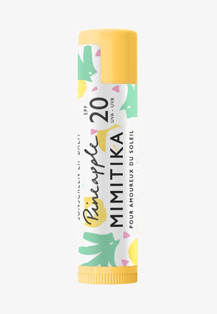 Mimitika - LIP BALM PINEAPPLE SPF20 - Lip balm - -
