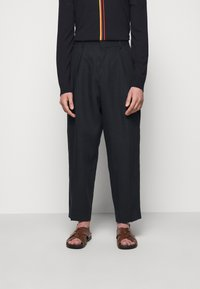 Paul Smith - GENTS FORMAL TROUSER - Trousers - navy - 0