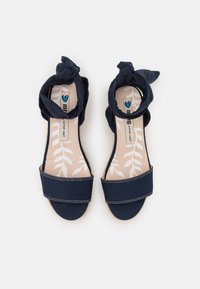 mtng - AUSTEN - Platform sandals - blue - 5