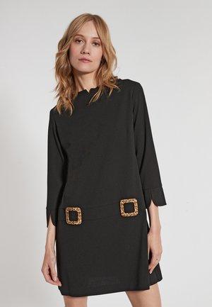 ELCA - Jumper dress - schwarz