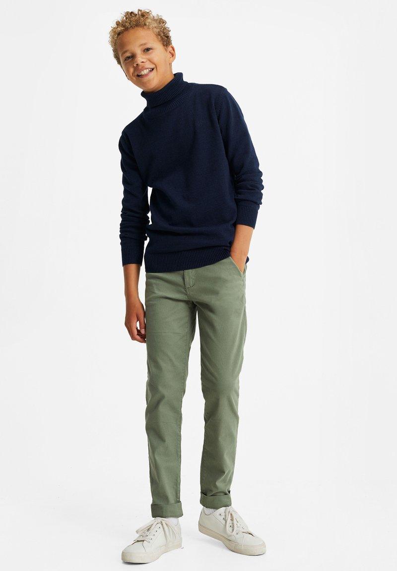 WE Fashion - Chino - mint green
