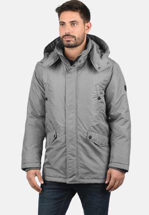 MAJID - Winter coat - steel grey