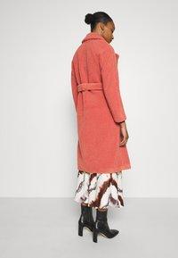 King Louie - EDITH COAT MURPHY - Classic coat - pink - 2