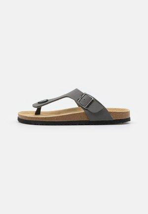 UNISEX - Sandály s odděleným palcem - grey
