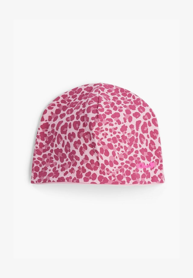 MIT WENDEFUNKTION - Beanie - light pink aop