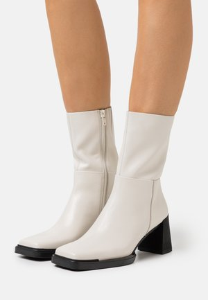 EDWINA - Classic ankle boots - offwhite