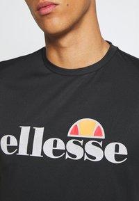 Ellesse - ALENTE - Camiseta estampada - black - 5