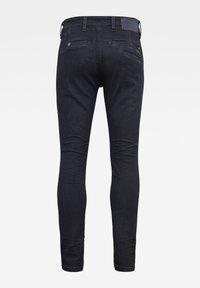 G-Star - SKINNY - Jeans Skinny Fit - d raw denim - 1