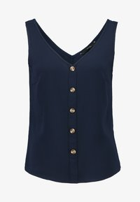 Vero Moda - VMSASHA BUTTON  - Blouse - navy blazer - 4