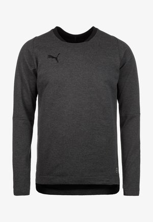 Sweatshirt - dark grey heather