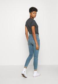 Ivy Copenhagen - ALEXA ANKLE WASH RIVA - Jeans Skinny Fit - denim blue - 2