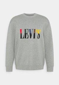Levi's® - CREWNECK UNISEX - Maglione - grey heather - 4
