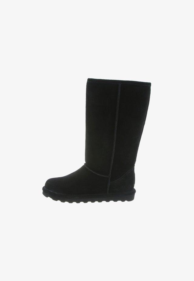 ELLE TALL - Winter boots - black