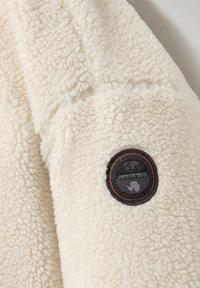 Napapijri - TEIDE - Fleece jumper - whitecap gray - 2
