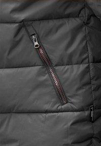 INDICODE JEANS - PHILPOT - Winter jacket - dark grey - 5