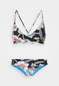 O'Neill - BAAY MAOI MIX FIXED SET - Bikini - black/red - 6