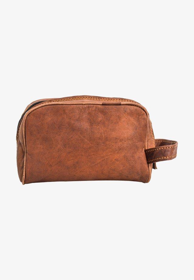 Kosmetická taška - braun