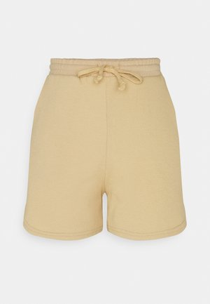 PCLYN - Shorts - almond buff
