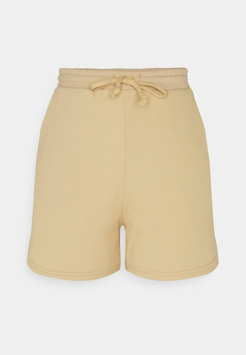 Pieces Petite - PCLYN - Shorts - almond buff