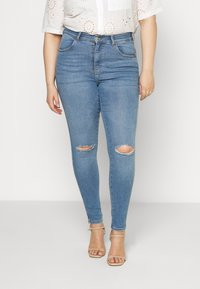 Dr.Denim Plus - LEXY - Jeans Skinny Fit - westcoast light blue - 0