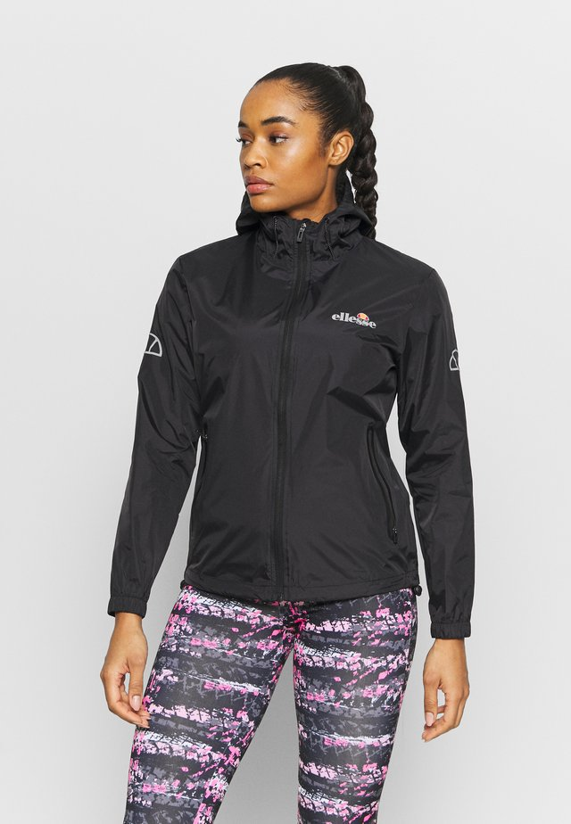REPOLONI - Training jacket - black