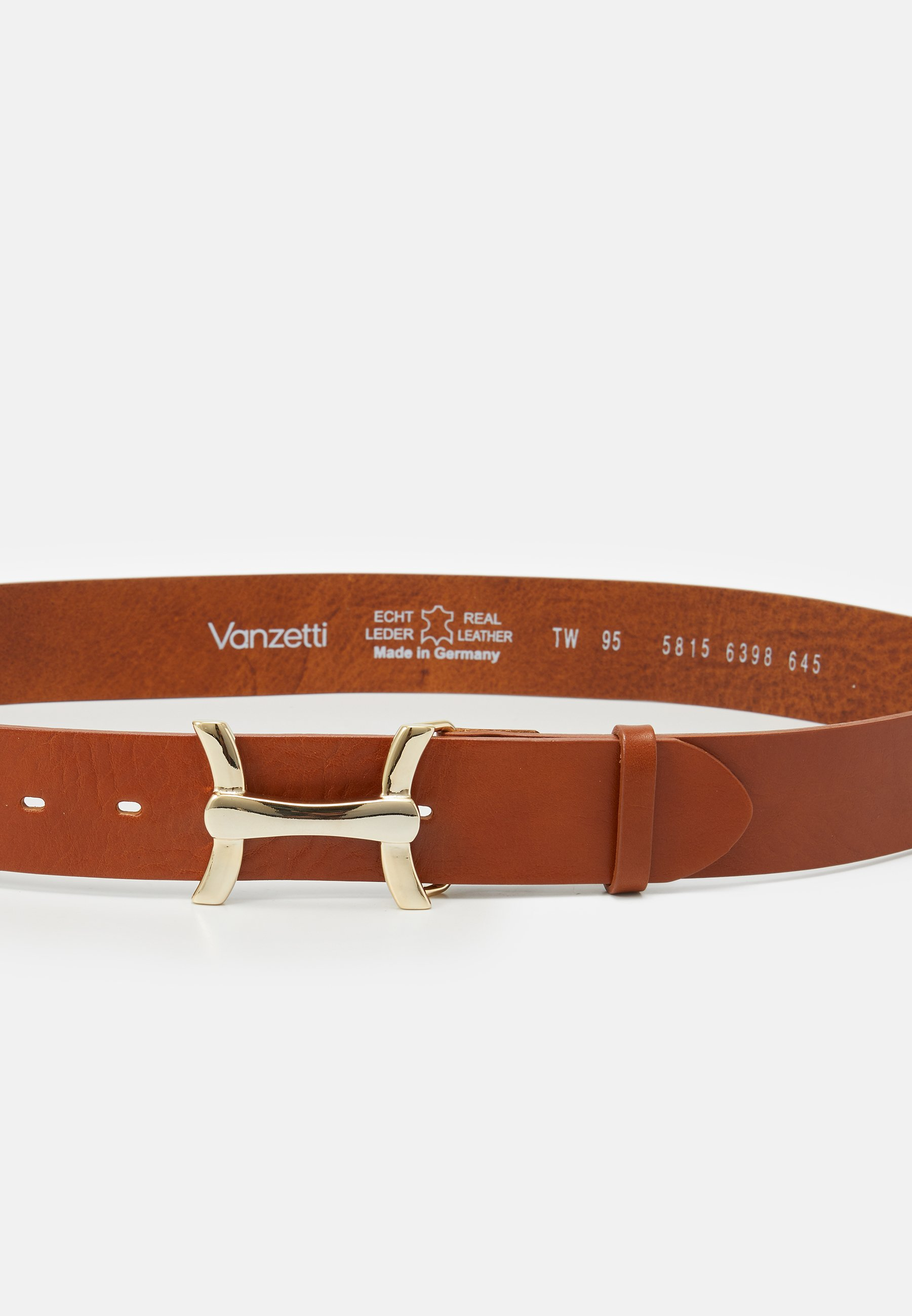 2020 New Affordable Accessories Vanzetti Belt cognac aLNdRaVA2 vnk8d1iuP