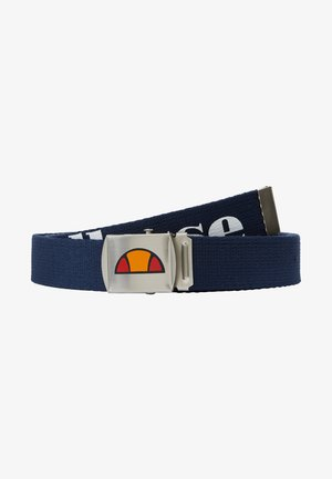 PASSEL BELT - Belt - navy