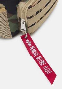 Alpha Industries - TACTICAL COOLER BAG UNISEX - Holdall - woodland - 3