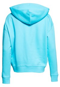 Tommy Jeans - BADGE HOODIE - Sweat à capuche - fresh aqua - 1
