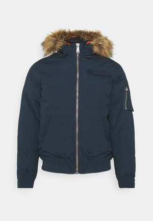 POWELL - Winter jacket - storm blue