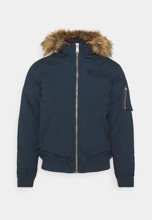 POWELL - Zimní bunda - storm blue