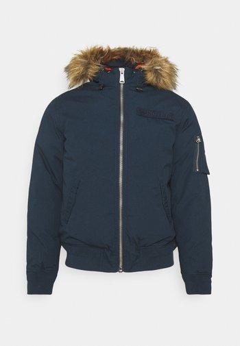 POWELL - Winter jacket - storm blue