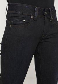 G-Star - MIDGE SADDLE STRAIGHT - Straight leg jeans - visor stretch denim - 5