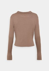 Nly by Nelly - Cardigan - taupe - 7