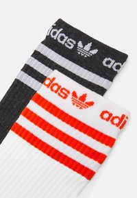 adidas Originals - 2 PACK - Sokken - black/white - 1