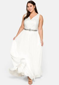 Sheego - Occasion wear - off-white - 0
