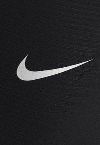Nike Performance - ELITE - Tights - black/reflective silver - 2