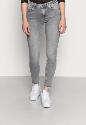 ONLBLUSH - Jeans Skinny Fit - grey denim