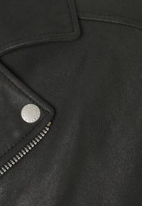 Lindbergh - BIKER JACKET - Leather jacket - black - 6