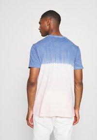 GAP - CREW TIE DYE - Print T-shirt - pink - 2