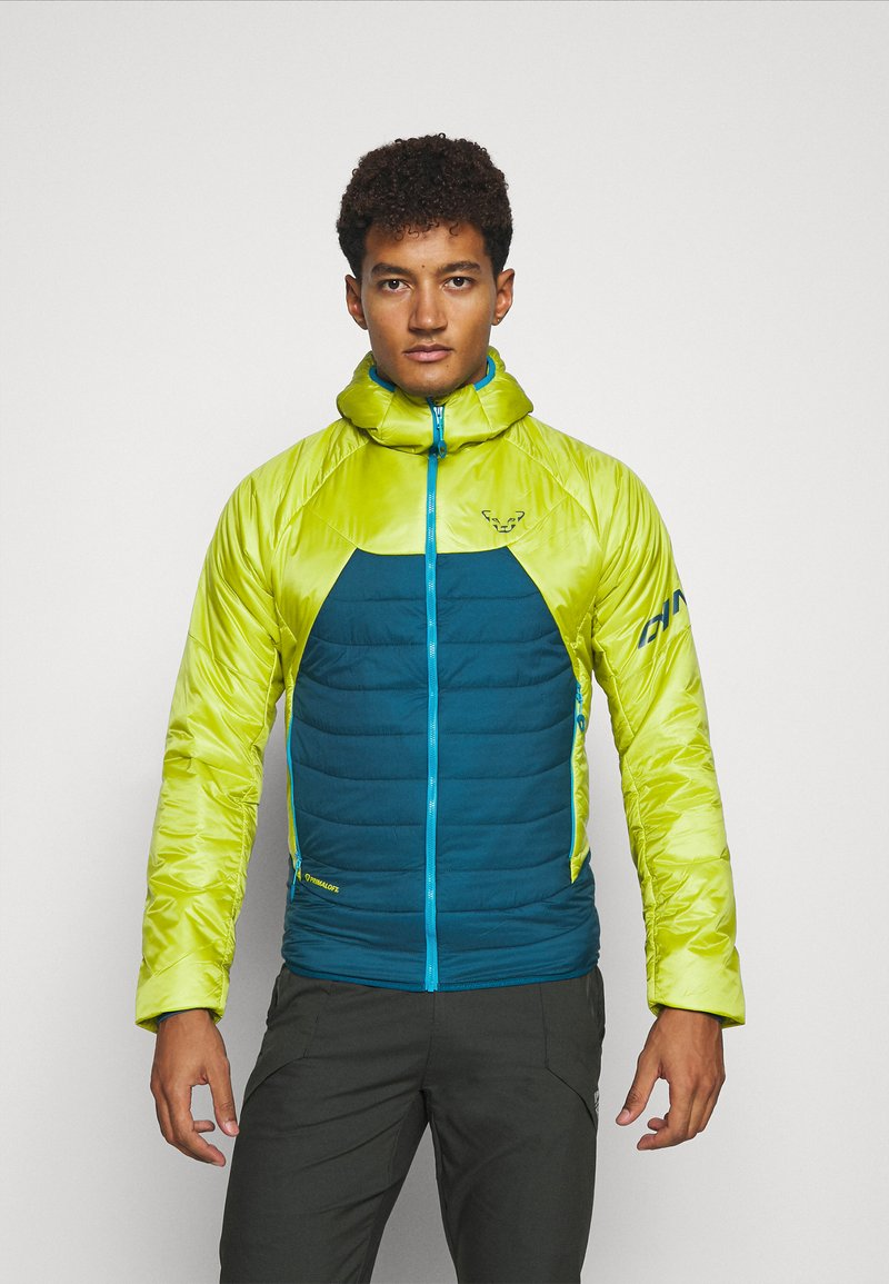 Dynafit - RADICAL 3 HOOD - Winter jacket - moss