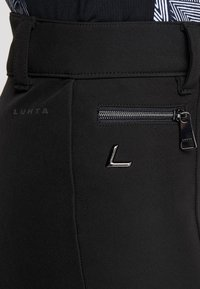 Luhta - JOENTAKA - Zimní kalhoty - black - 4