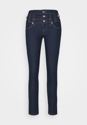 RAMPY - Jeans slim fit - dark-blue denim