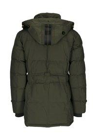 Wellensteyn - SEAMASTER STROBO AIRTEC - Winter coat - dark green - 1
