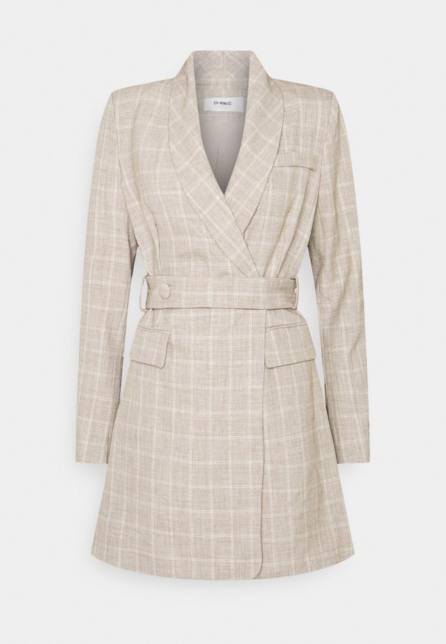 LOU  - Robe fourreau - light grey
