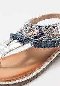 Gioseppo - BERMUDAS - T-bar sandals - blue - 2