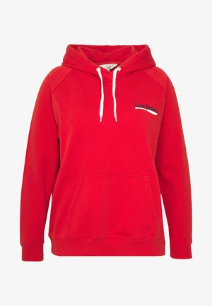 HOODIE - Jersey con capucha - red