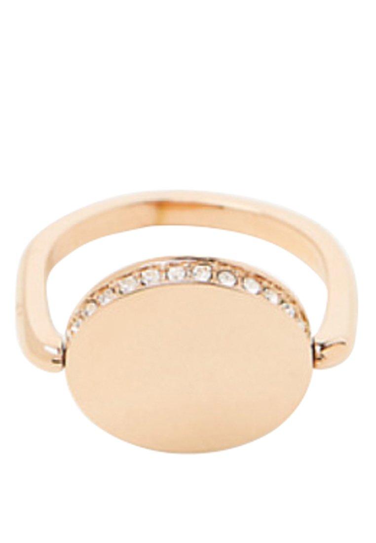 Esprit Mit Zirkonia - Ring Gold-coloured/goldfarben